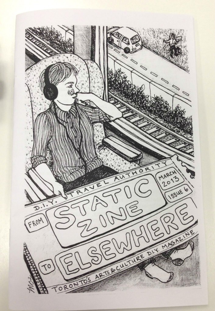 STATIC ZINE ISSUE 6