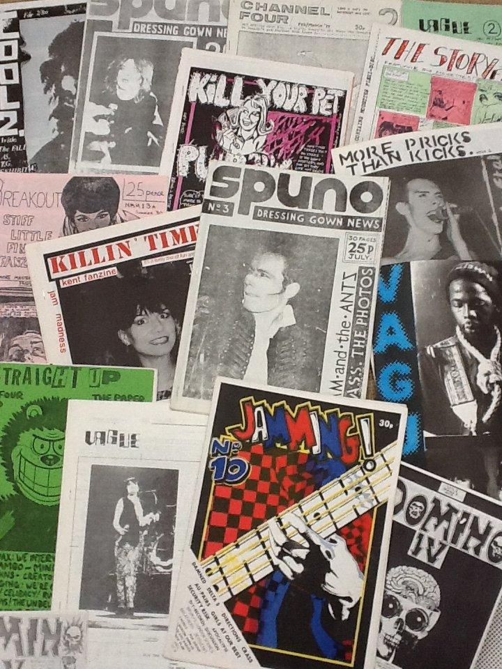 fanzines uk punk