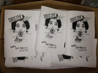 issue 5 static zine