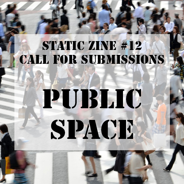 static zine public space